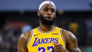 NBA'in en çok kazananı yine Lebron James