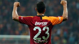 Rıdvan Dilmen: Galatasaray, Andone'nin bonservisini almalı