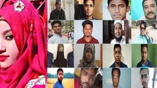 Cinayet davasında 16 idam cezası !