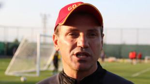 Göztepe Teknik Direktörü Tamer Tuna iddialı konuştu