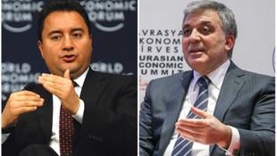 Gül ve Babacan yeni partiden vaz mı geçti ?
