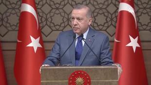 Erdoğan: Vakti geldiğinde bu kapılar da açılır
