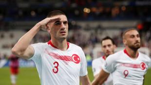 Juventus'tan Merih Demiral için asker selamı açıklaması!