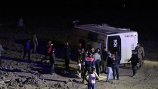 Van'da askeri araç kaza yaptı: Çok sayıda asker yaralı