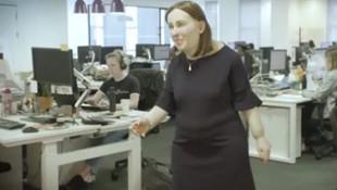 Ofis çalışanlarına kötü haber! 20 yıl sonra böyle görüneceksiniz