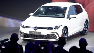 Volkswagen Golf 8 tanıtıldı
