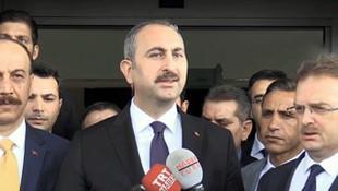 Bakan Gül: Bu terörist ABD'ye girdiğinde iade edilmeli