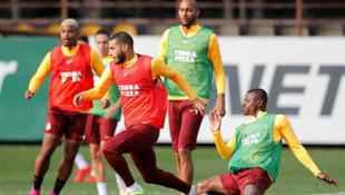 Galatasaray'da Falcao ve Feghouli'ye özel program