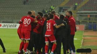 Boluspor 3 - 1 Keçiörengücü (TFF 1. Lig)