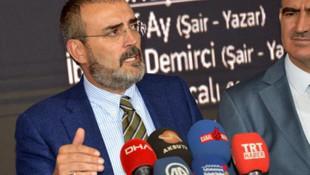 AK Parti'li Mahir Ünal: ''Toprak bütünlüğü sorunu kalmamıştır''