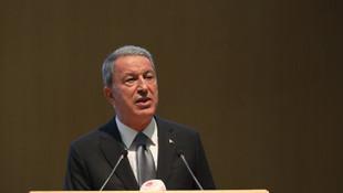 Hulusi Akar'dan 'Soçi' açıklaması