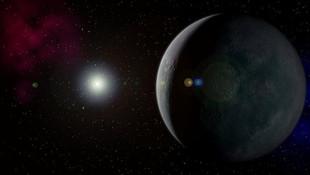Uzay'da ''mini Dünya'' bulundu!