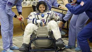 Kadın astronot Ay'a gidiyor!