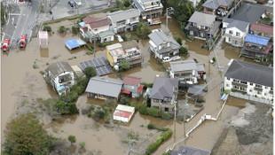 Japonya'da sel fekaleti: En az 10 ölü