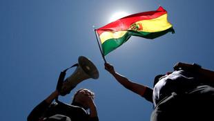 Bolivya'da resmi sonuçlar açıklandı