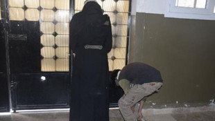 Bomba yüklü motosiklet götüren anne ve oğlu tutuklandı