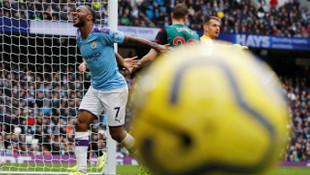 Manchester City 3 - 0 Aston Villa