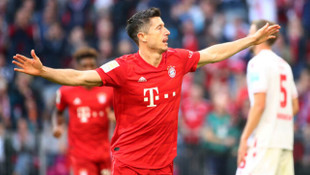 Bayern Münih 2 - 1 Union Berlin