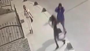 İstanbullulara kabusu yaşatan genç kız çetesi kamerada