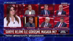Necdet Saraç'tan Mehmet Metiner'e canlı yayında ''yurtseverlik'' ayarı