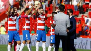 Granada, 46 yıl sonra La Liga'da lider oldu