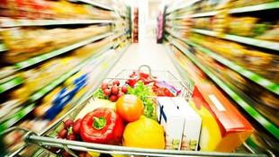 Gıda fiyatlarında yıllık enflasyon yüzde 36.9 çıktı