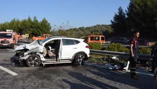 Milli teknik direktör trafik kazasında hayatını kaybetti