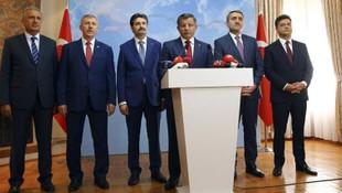 Davutoğlu'nun yeni partisi için tarih açıklandı