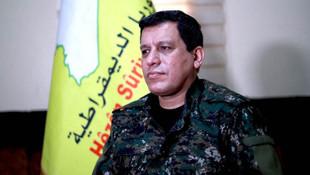 Ankara'dan YPG elebaşı Mazlum Kobani'yle ilgili flaş hamle !