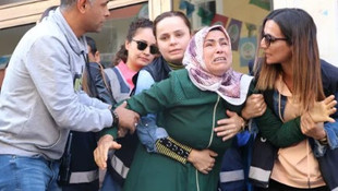 HDP önündeki eylemde 56. gün
