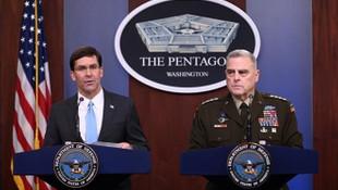 ABD Genelkurmay Başkanı YPG/PKK'yı yalanladı