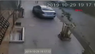 Esenyurt'ta 7 yaşındaki çocuğa çarpıp kaçtı