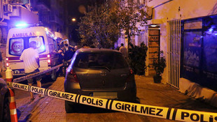 İstanbul'un göbeğinde maskeli dehşet