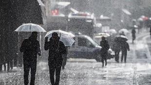 Meteoroloji açıkladı: Yağışlı hava geri dönüyor