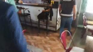 Üniversitelilerin mekanına sahte içki baskını