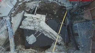 Üsküdar'da asfaltın altından tarih fışkırdı !