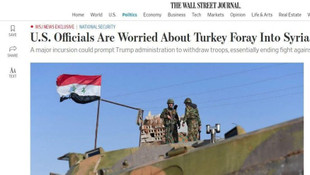 ABD'den Türkiye'nin Suriye hamlesine tepki: Endişeliyiz