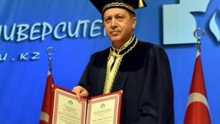 ''Erdoğan'ın diploması'' yine gündemde: ''Yargılansın''