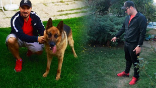 Beşiktaş'ta vahşet ! Köpeğe kurşun yağdırdı