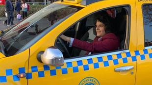 O İstanbul'un şoför Nebahat'i...