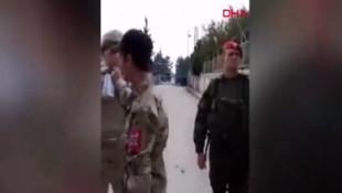 Türk askerine böyle seslendiler: ''Gel gardaşım gel, her şey yahşidir, gel'