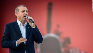 Erdoğan'dan ABD ziyareti için flaş açıklama