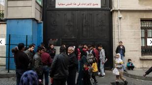 Valiliğin Suriyelilere verdiği süre doldu ! Suriyeliler oraya akın etti