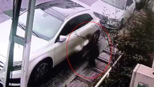İstanbul'da ''örümcek adam'' hırsız ev sahibine yakalandı