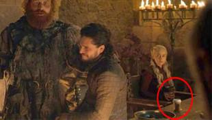 Game Of Thrones'ta bardağın sahibi bakın kim çıktı !