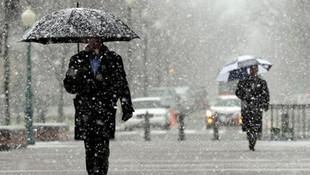 Meteoroloji'den 4 il için kar uyarısı !