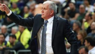 Zeljko Obradovic: Taraftarların bize destek olmasını bekliyoruz