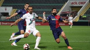 Yukatel Denizlispor 4 - 1 İçel İdmanyurdu (Ziraat Türkiye Kupası)
