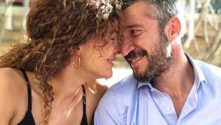 Tümer Metin ve Gamze Topuz'dan aşk paylaşımı