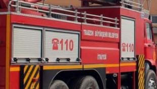 Ankara'da fabrikada korkutan yangın